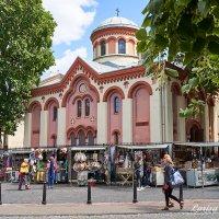 Православная Пятницкая церковь. Вильнюс. :: Larisa Freimane