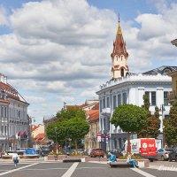 Ратушная площадь. Вильнюс. :: Larisa Freimane