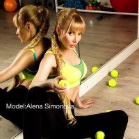 Model:Alena Simonova :: Алёна Симонова