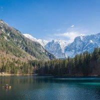 Озеро Фузине. :: Надежда