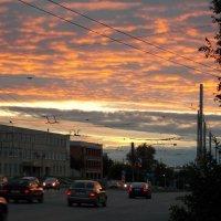 Небо :: Galina Solovova