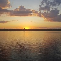 Золотое горнило заката :: Минихан Сафин