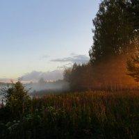 На закате... :: Vladimir Perminoff