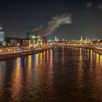 Предновогодняя Москва :: Валерий