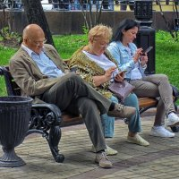 Эх, молодёжь. :: Сергей Iv