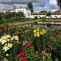 Расцветали лилии и розы...В Толгском монастыре :: Николай Белавин