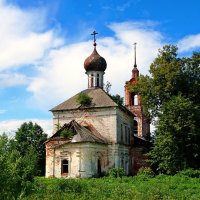 Церковь Введения во храм Пресвятой Богородицы. :: Mavr -