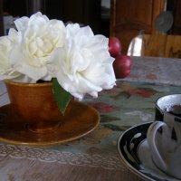 Приглашаю к чаю :: Анна Воробьева