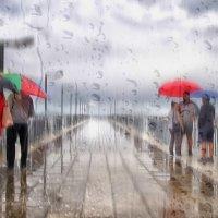 Романтика дождя :: Denis Makarenko