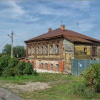 Старый дом в Зарайске_2 :: Виталий Белов