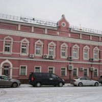 Красный дом :: Дмитрий Никитин
