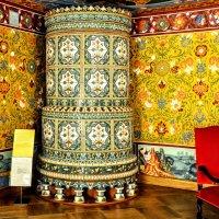 Печь в Престольной палате царицы :: Анатолий Колосов