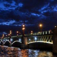Троицкий Мост II .... :: Milan Bubeníček