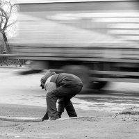 Дорожные работы :: Игорь Ломакин