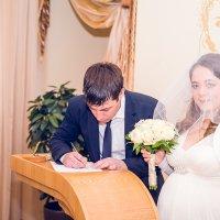 Свадьба Андрея и Елены Князевых :: Елена Черняева
