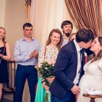 Поцелуй :: Елена Черняева