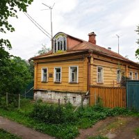 Дом Пришвина :: Фёдор Бачков
