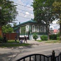 На Ильинской улице… :: Фёдор Бачков
