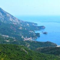 Адриатическое побережье Черногории :: Nina Streapan