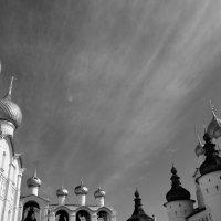 Небо над Кремлем (Ростов Великий). :: Галина Aleksandrova
