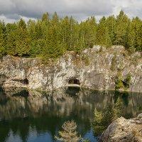 Мраморный каньон. (3) :: Николай Кондаков