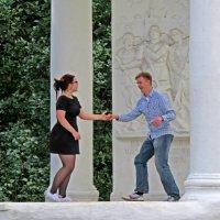 Танцы в Нескучном саду :: ИРЭН@ .
