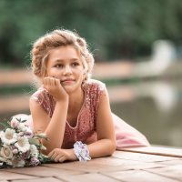Маленькая красотка :: Владимир Васильев