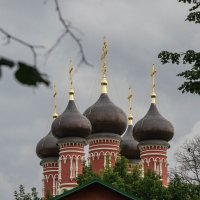 Черные купола :: Сергей Лындин