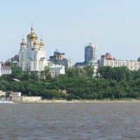 ДВ - Хабаровск на берегу Амура! :: Владимир БОДАГОВ