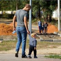 Топ...топ...первые шаги. :: Anatol Livtsov