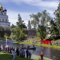 Река Пскова :: Ольга Лиманская
