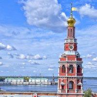 Рождественская (Строгановская) церковь.Нижний Новгород :: Александра