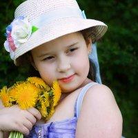 Моя маленькая принцесса.. :: Дмитрий Сахончик