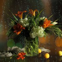 Фантазии на тему летних дождей :: Маргарита Епишина