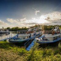 Пиратская гавань ... :: Роман Шершнев
