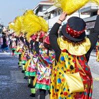 На карнавале в Абано Терме :: Valeriy(Валерий) Сергиенко