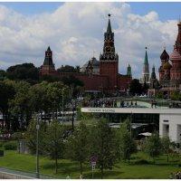 Москва златоглавая :: Михаил Зобов
