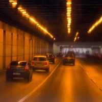 В желтом тоннеле :: Валерий Иванович