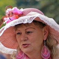 Портрет женщины в шляпе :: Нина Синица