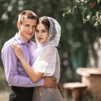 Саша и Марина :: Владимир Васильев