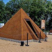Kaliningrad080719. Amber pyramid :: Arturs Ancans