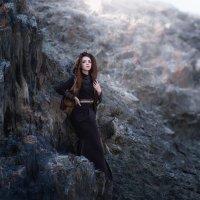 Девушка гор :: Galina Zabruskova