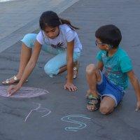 Дети рисуют :: Александра