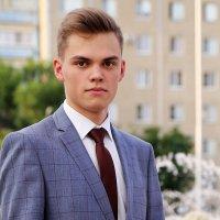 Выпускник. :: Пётр Четвериков