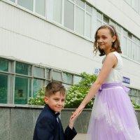 Выпускной 4 класс :: Елена Черняева