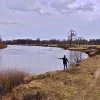 Десна в марте :: Евгений