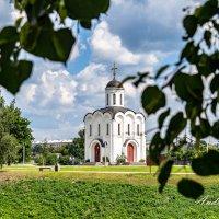 Часовня - храм святого благоверного князя Михаила Тверского. :: Андрей Козов