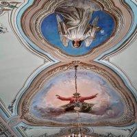 Храм Преображения Господня в Радонеже 1836 – 1842 гг :: Tata Wolf