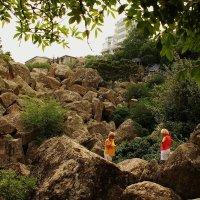 Каменный парк. :: sav-al-v Савченко