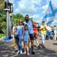 На День ВМФ всей семьёй  ! :: Анатолий Колосов